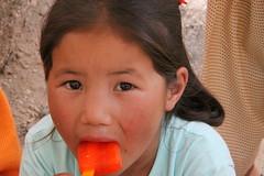 child (rongpuk) Tags: people india mountains monastery himalaya childs tak ladakh gompa thok