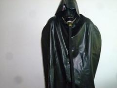 latexcape (lulax40) Tags: cape rubbermask latexcape latexslave rubberslave gummisklave atemschlauchgasmaskgummischlauchcape