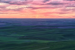 12_Palouse Sunset from Steptoe (KathyAdmirePhotography) Tags: landscapes washington sunsets palouse