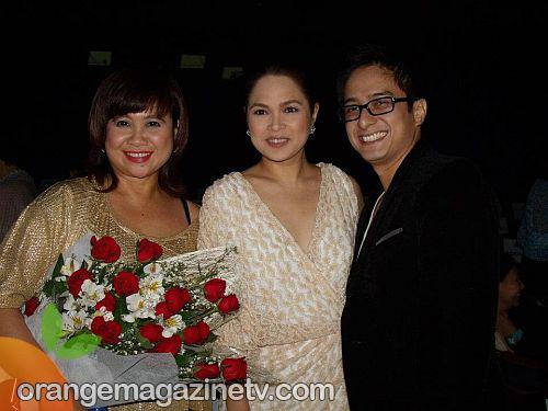 Eugene Domingo Judy Ann Santos Ryan Agoncillo