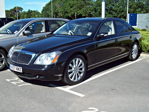 426 Maybach 57 (2002-on)
