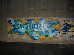 SKINE by JURNE (Same $hit Different Day) Tags: graffiti bay yme east tge jurne skine