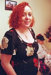 Babs (seustace2003) Tags: christmas ireland dublin december fuji foto pentax pregnant iso mm analogue van 25th noël 35 der natale 800 irlanda kerst ierland mz50 graaf 2011 plustek