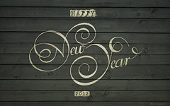 A Happy New Year 2012  (for widescreen displays) (arnoKath) Tags: wallpaper streetart color colour art beautiful contrast vintage dark poster typography graffiti design graphicdesign cool artwork experimental graphic decorative widescreen gorgeous grunge extreme retro cover fancy stunning font type letter strong lettering rough calligraphy script striking typo groovy distressed penmanship calligrafia breathtaking sturdy initial tipografia glyph typeface grungy typophile stylish splendid initials outstanding typographic swash fashionable eroded typographie typedesign letterforms typografie retrostyle extravagant tipos typedesigner calligraphic plakativ swashes fancylettering typogra scriptface fontsinusevandenveldescript fontsinuseuncletypewriter type:typeface=uncletypewriter type:typeface=vandenveldescript