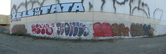Unfinished.. (404 o) Tags: graffiti la losangeles al otr este eager boks eder btm