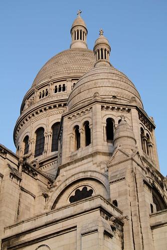 Türme der Sacré Coeur