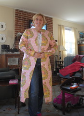 Amy Butler Sandlewood Jacket (TechnologyandTutus) Tags: amy jacket journey butler tina givens sandlewood permillas