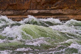 Paria rapids on the Colorado River