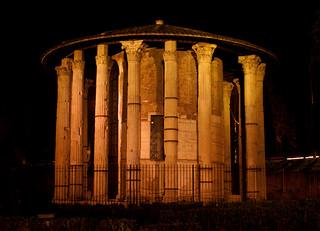 Tempio di Vesta/ Roma