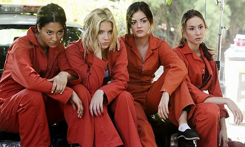 pretty little liars S2