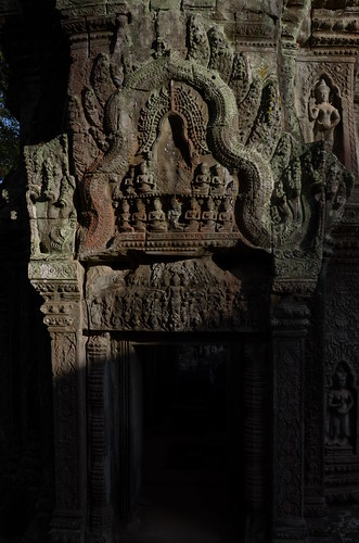 Ta Prohm door ©  Still ePsiLoN