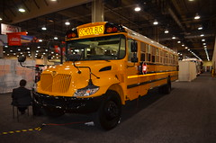 IC CE (crown426) Tags: demo ic texas international marketplace schoolbus conventional grapevine 2012 americanbusassociation maxxforce7