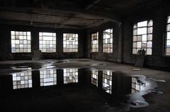 (Farlakes) Tags: records reflection abandoned decay warehouse lp exploration farlakes
