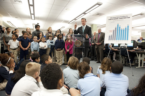 School Construction Funding Announcement