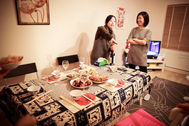 Chen Jie home dinner 008