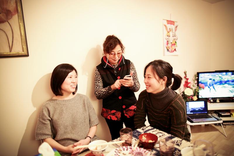 Chen Jie home dinner 031