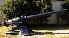 Mariners' Museum 4 Inch Gun (Mr.TinDC) Tags: virginia un va cannon artillery guns deckgun 1907 newportnews marinersmuseum fourinchgun 4inchgun 4gun