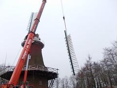DSCN2197 (fuchs377) Tags: windmill germany deutschland mhle europa europe ostfriesland allemagne molen duitsland windmolen windmhle niedersachsen berumerfehn