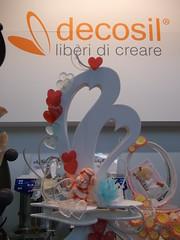 Mario Ragona Demo Decosil al Sigep 2012. Rimini