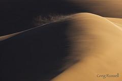 Sandstorm (alpenglowimages) Tags: california nationalpark wind deathvalley ripples sanddune sensuous blowingsand