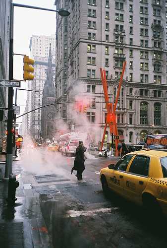 steam dancing in new york city