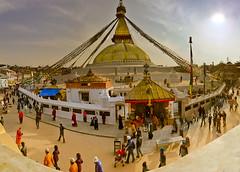The Great Stupa of Boudhanath VIII (Uwe Printz) Tags: travel nepal 2 architecture nikon tag2 stupa tag kathmandu boudhanath 18200 vrii d7000 nikon18200vrii nikond7000 travelpirate