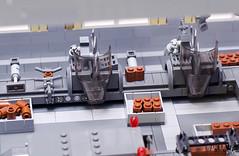 cutters (pabloglez) Tags: brown plant brick lego recycle moc pabloglez