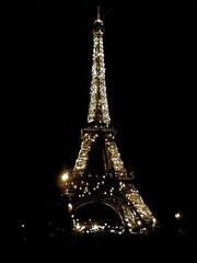 Obligatory Eiffel Tower shot