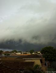 a foto no foi feita hoje (crisbigeli) Tags: cidade brazil brasil sopaulo chuva cu assis temporal
