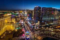 Las Vegas Blvd South (Justin in SD) Tags: vegas blue sunset paris night canon cosmopolitan highresolution lasvegas dusk south eiffeltower large strip planethollywood mandalaybay mgm citycenter newyorknewyork hdr parishotel highres lasvegasstrip lasvegasblvd canon60d southstrip hotelandcasino