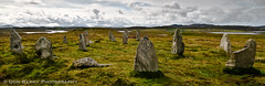 Calanais 3, Isle of Lewis, Scotland (donberry37 (SF Bay Area)) Tags: scotland standingstones lewis callanish hebrides pagan neolithic stonecircle dons calanais