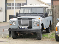 1977 Landrover 19-36-ZB (Stollie1) Tags: 1977 landrover 1936zb