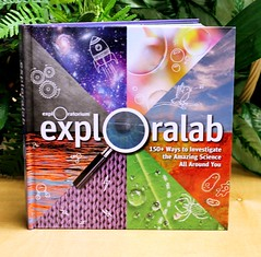 Exploralab:  150+ Ways to Investigate the Amazing Science Around You (Vernon Barford School Library) Tags: new school wonder reading book experiments high amazing library libraries hard reads experiment books science 150 read cover junior covers bookcover middle vernon shaw recent lucie investigate exploratorium wonders bookcovers nonfiction microorganism microorganisms hardcover barford hardcovers onehundredandfifty 9781616284916 exploralab
