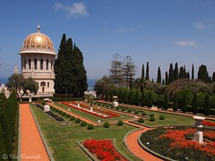 Shrine of The Bab (Ilia K.) Tags: israel shrine god faith religion haifa  bb