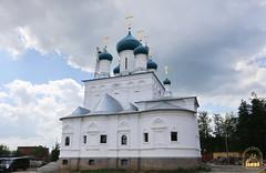 77. Paschal Prayer Service in Svyatogorsk / Пасхальный молебен в соборном храме г. Святогорска