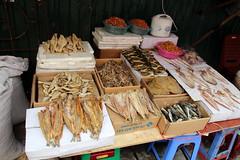 Fish market (Bex.Walton) Tags: travel market streetscene vietnam hanoi oldquarter