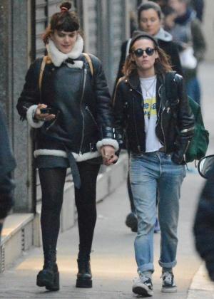 Kristen Stewart e Soko terminam namoro, diz revista