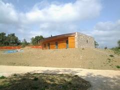 cemento-legno-su-x-lam-tegoni04 (BetonWood srl) Tags: tetto cemento parete legno secco xlam cementolegno betonwood betonwoodn
