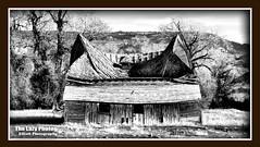 Nov 2009 - Anderson's old Ten Sleep barn (lazy_photog) Tags: photography lazy wyoming elliott photog worland