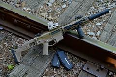 ACR (NY_Bricks) Tags: gun rifle acr remington airsoft carbine airsoftgun pewpew adaptivecombatrifle