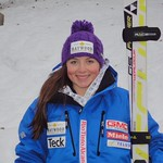Emma King (BC Ski Team/Whistler Mountain Ski Club)