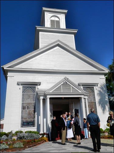 FIRST PRESBYTERIAN - FERNANDINA BEACH, FLORIDA...