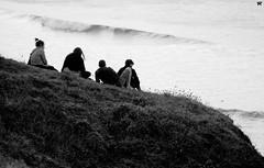 soulbaje. (ekaintc) Tags: ocean sea cliff beach mar nikon sigma wave playa apo 70300mm bizkaia euskadi basquecountry acantilado ola dg oceano labar sopelana itsaso lasalvaje olatu hondartz ozeano d40x