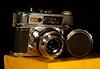 DSC02279 (Evansshoots) Tags: camera vintage 50mm kodak rangefinder 28 135 braun 56 135mm schneider kreuznach xenar paxette bromesko