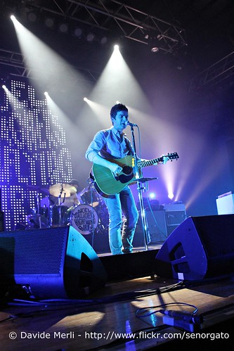 Noel Gallagher's High Flying Birds © Davide Merli