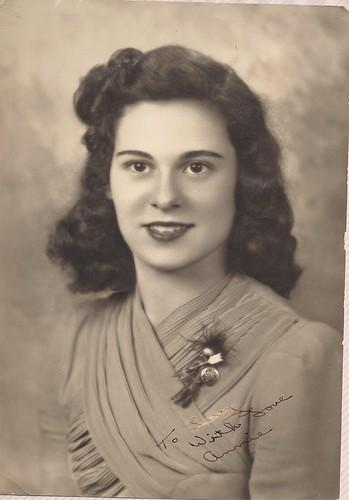Ann Rainaldi { 4/8/1922 – 11/30/2011 }