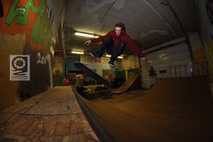 "Ian: Kickflip (Andrew ""Shutter"") Tags: lens ian photography graffiti coast nikon ramp skateboarding pennsylvania flash skating mini andrew east fisheye flashphotography pa skate skateboard sutter skater trick vivitar skateboarder eastcoast lense fisheyelens miniramp kickflip shred 2011 d90 strobist nikond90 vivitarflash skatephotography skateboardingphotography november2011 paskate yurcisin eastcoastskateboarding andrewsutter andrewsutterphotography ianyurcisin pennsylvaniaskateboarding"