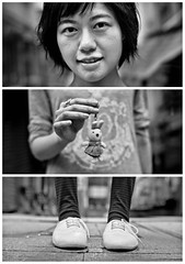 Triptychs of Strangers #27, The warm-hearted Giver - Hong Kong (adde adesokan) Tags: travel photography olympus triptic tryptic m43 mft mirrorless microfourthirds mirrorlesscamera