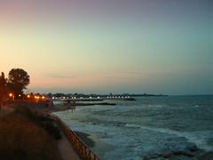 Magic sunset (**oana**) Tags: sunset summer canon romania blacksea costinesti