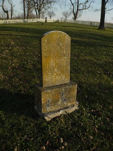 Shaker Graveyard